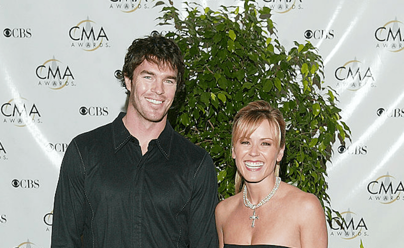 Trista and Ryan Sutter from The Bachelorette