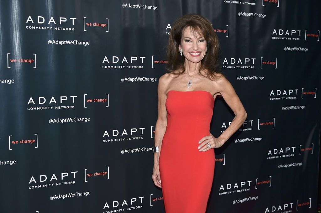 Actress Susan Lucci attends UCP of NYC 70th Anniversary Gala