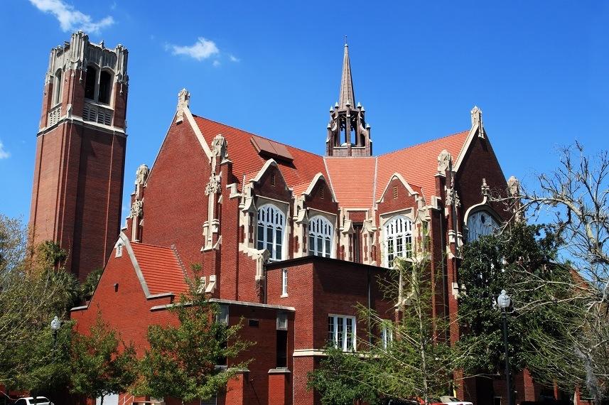 University of Florida campus