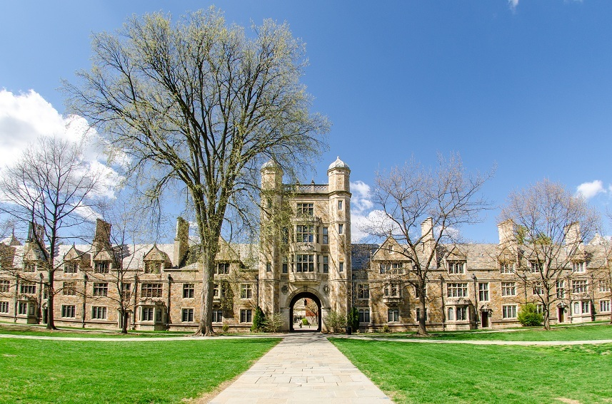 Campus of the University of Michigan