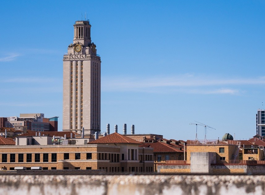 University of Texas main building