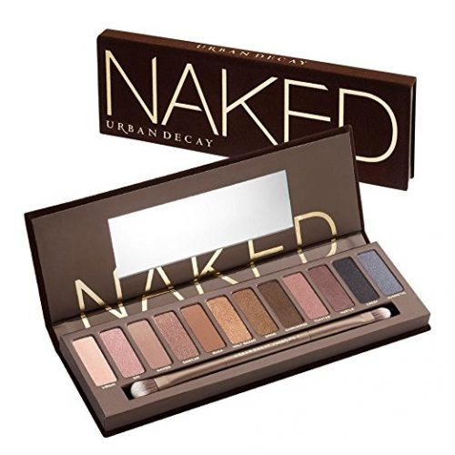 Cult-Favorite Amazon Beauty Products Urban Decay Naked Eyeshadow Palette