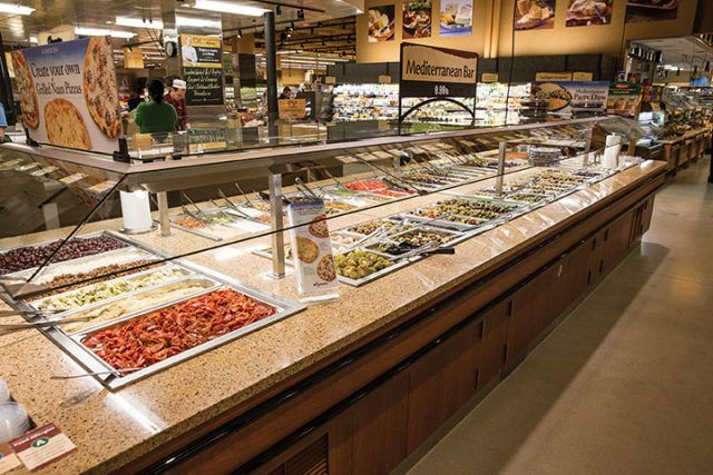 All the reasons people are so obsessed with wegmans the for Food bar wegmans