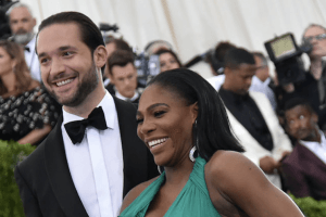 Serena Williams Is Loving Every Minute of Mom Life