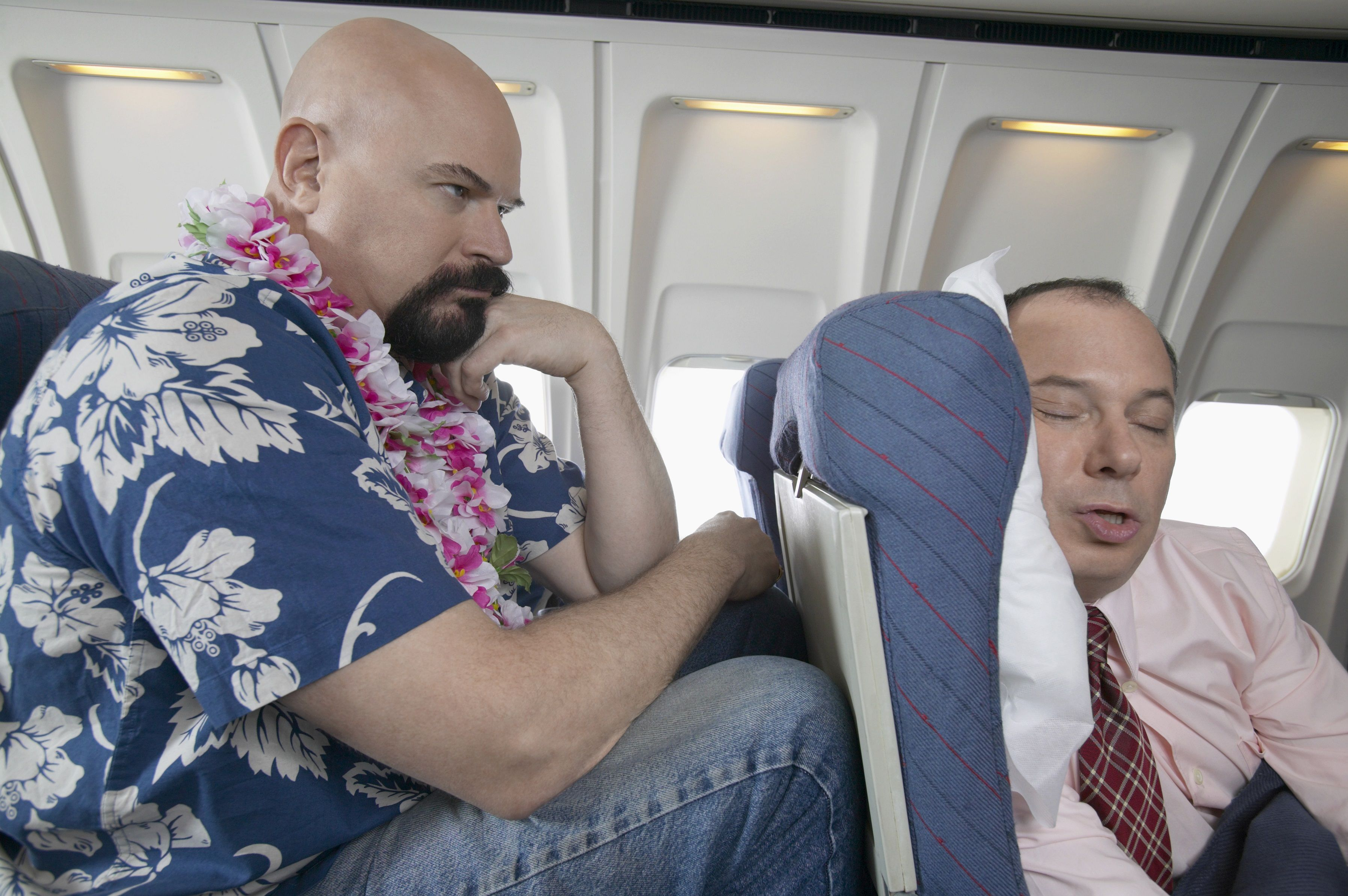 Flight Attendants Totally Have Sex on Flights, and Other