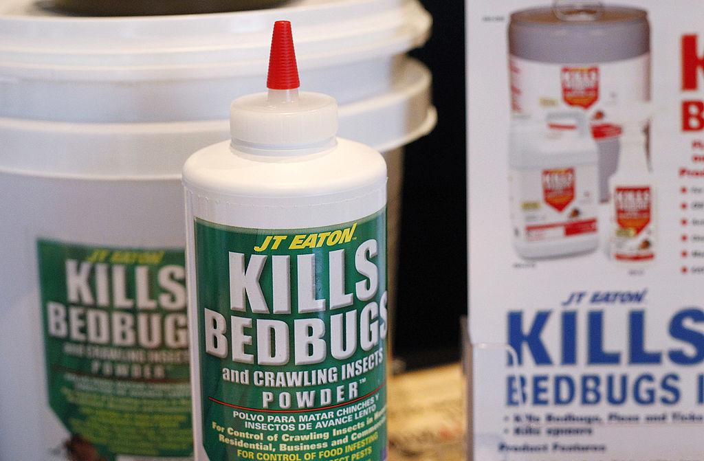 Bed bugs killer