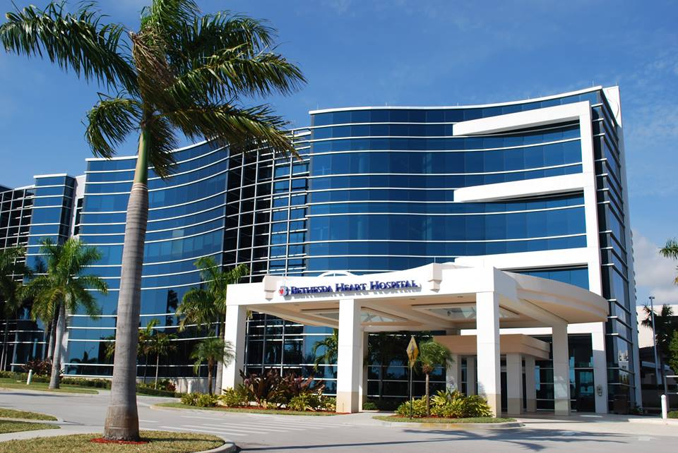 The Bethesda Hospital Foundation building