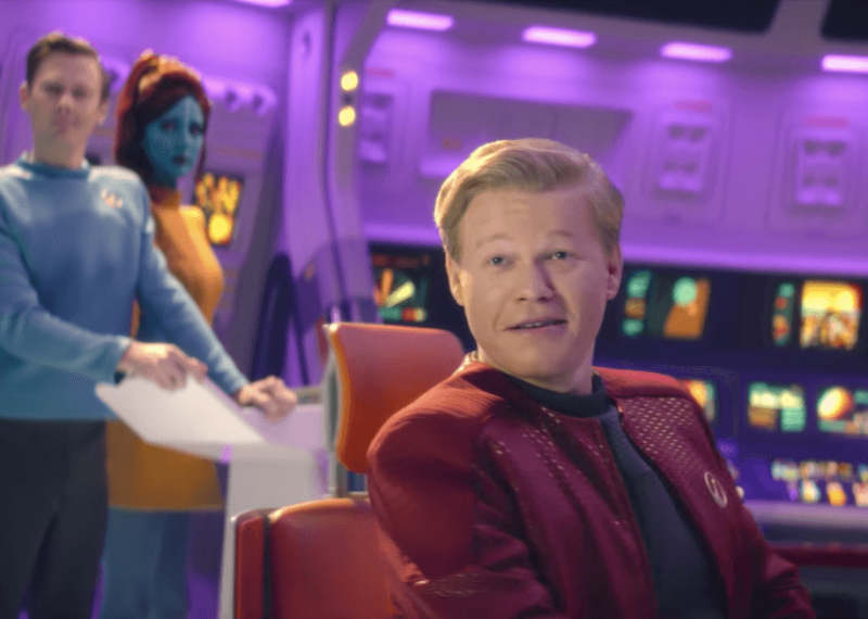 Jesse Plemons in Black Mirror