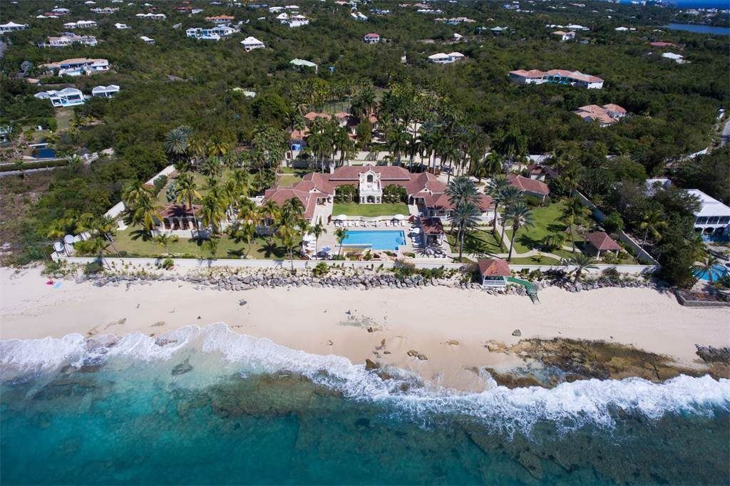 Donald Trump's Chateau des Palmiers Estate