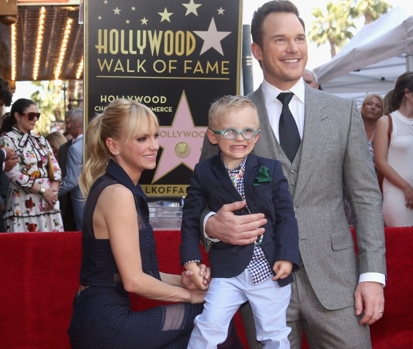 Could This Be Why Chris Pratt and Anna Faris Are Getting ...