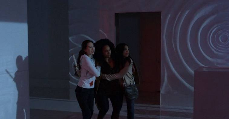 Colleen and Claire helping Misty Knight