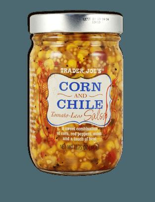 Corn Chile Salsa