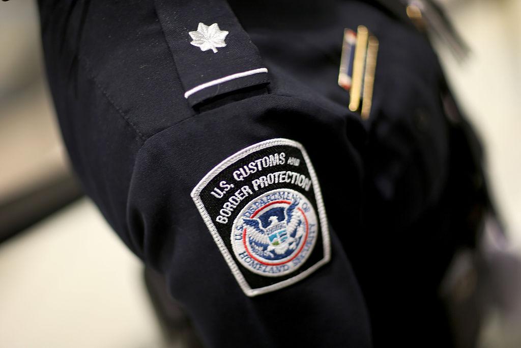 Customs officer