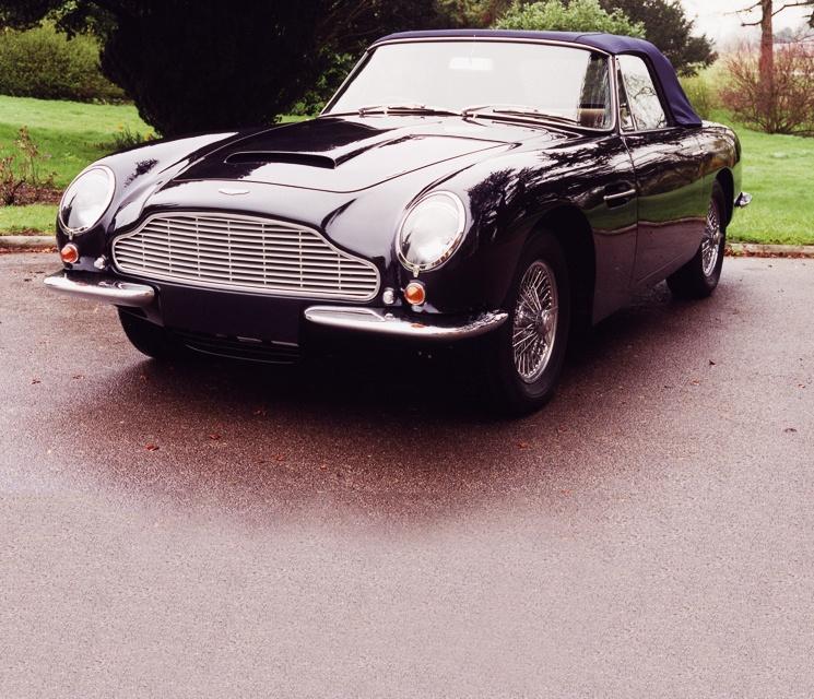 1969 Aston Martin DB6 Volante