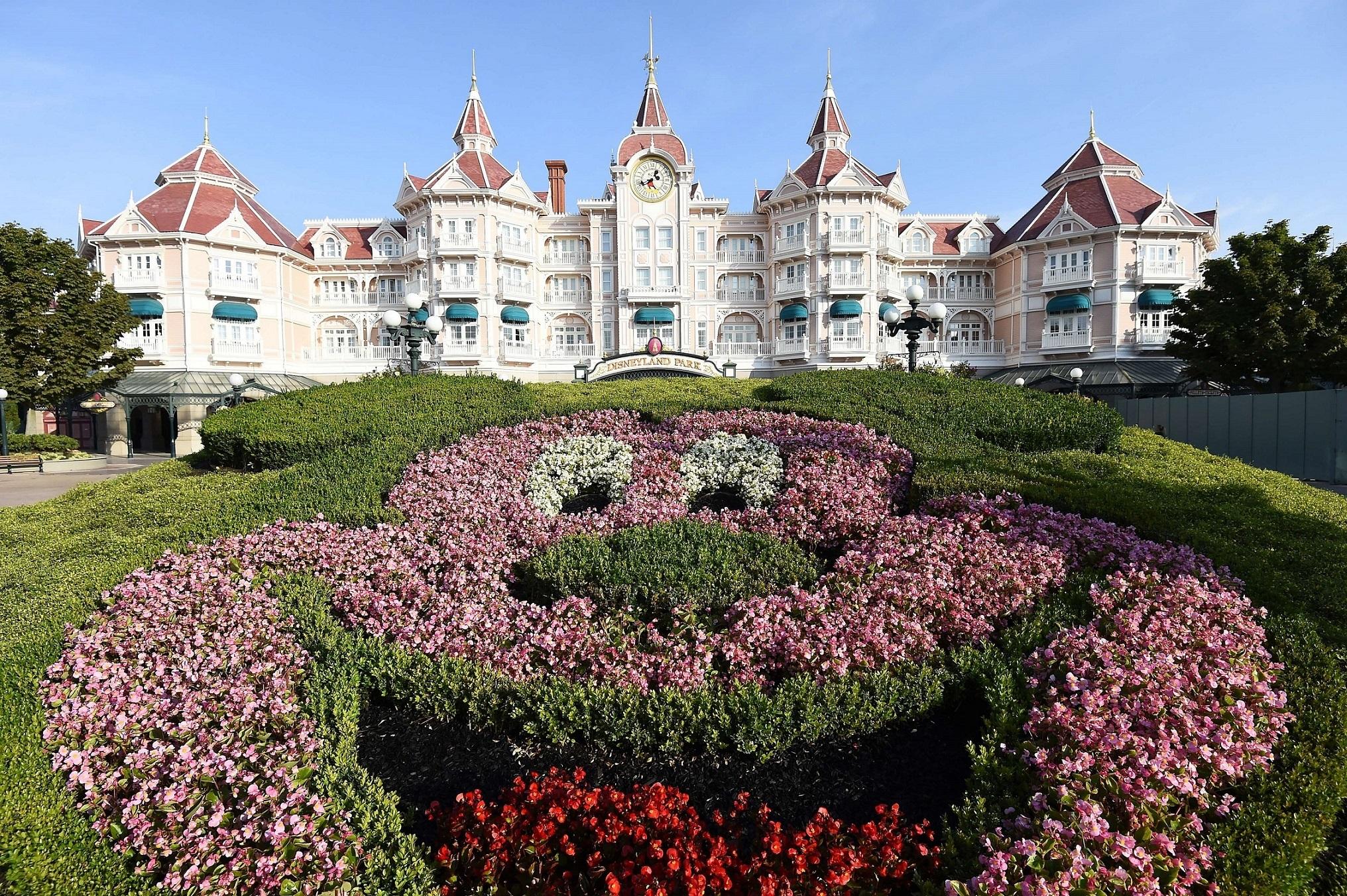Disney Paris resort and hotel