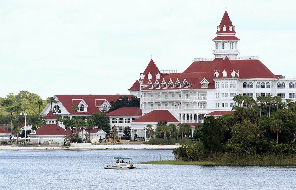 Disney World Hotel in Florida