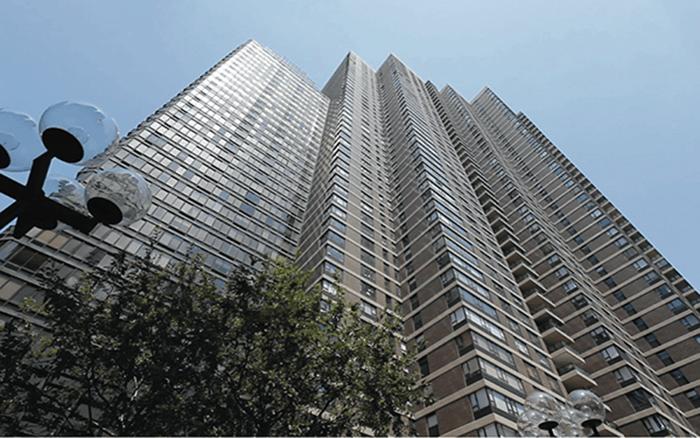 East River Apartment Building