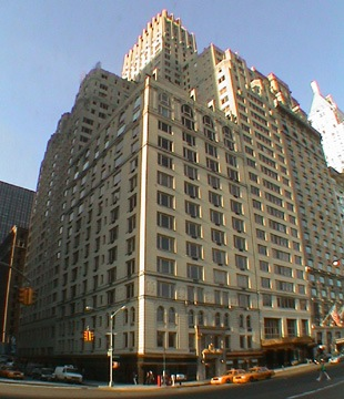 Eric Trump Apartment
