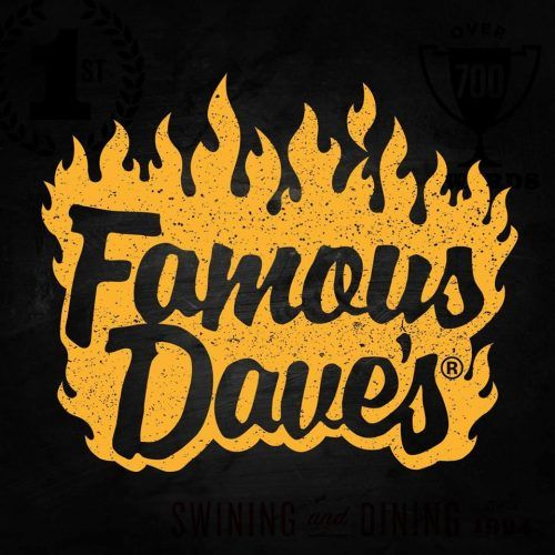 Famous Dave's logo