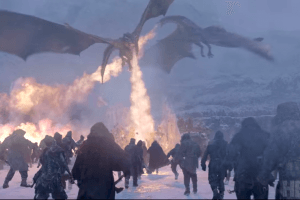 'Game of Thrones' Director Explains How a Raven Got to Daenerys So Quickly