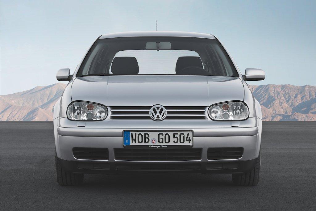 1998 Volkswagen Golf Mark IV
