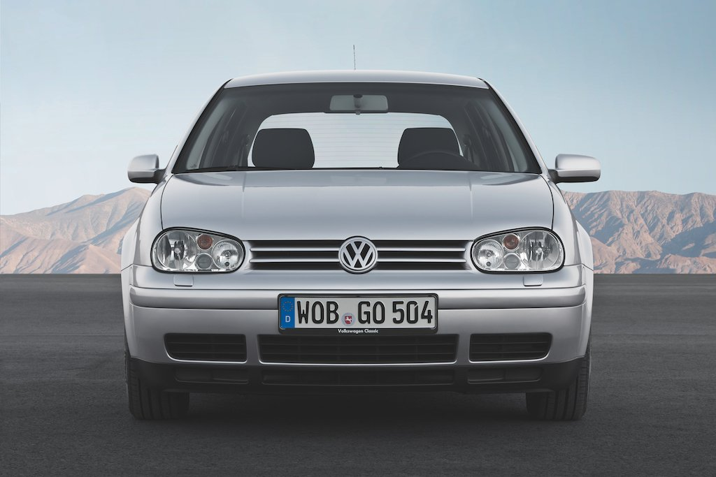 1998 Volkswagen Golf Mark IV