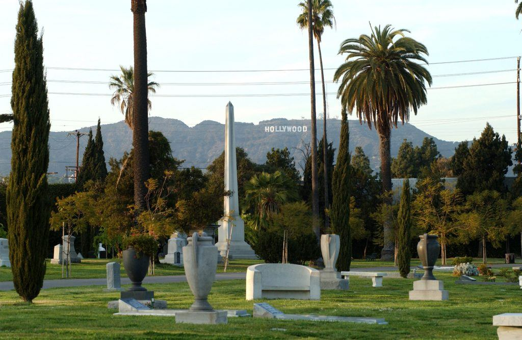Hollywood Forever Memorial Cemetary