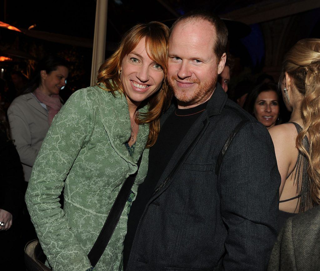 Joss Whedon and ex-wife Kai Cole