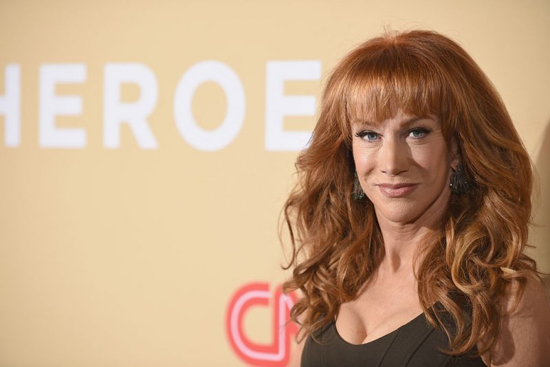 Kathy Griffin in 2015