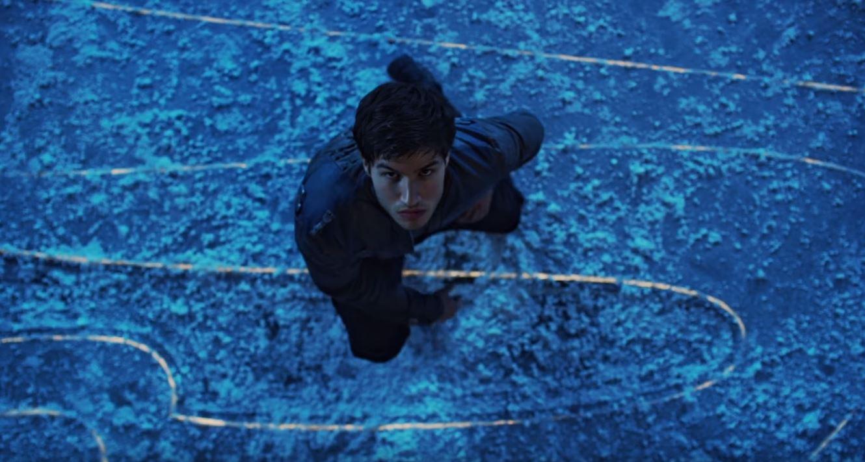 still image from Krypton trailer