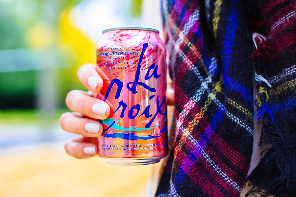 can of LaCroix