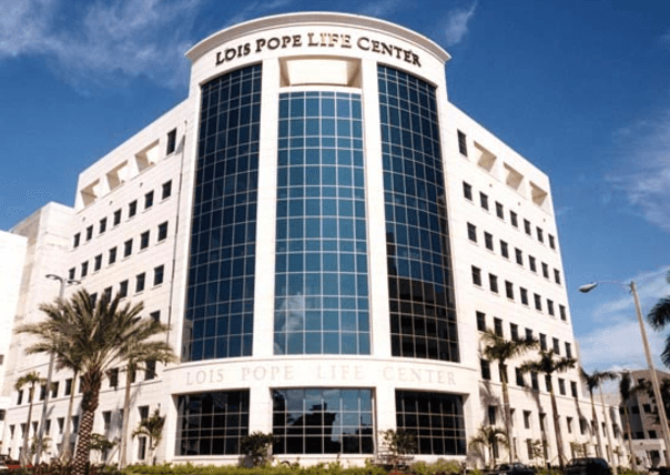 The lois pope life foundation
