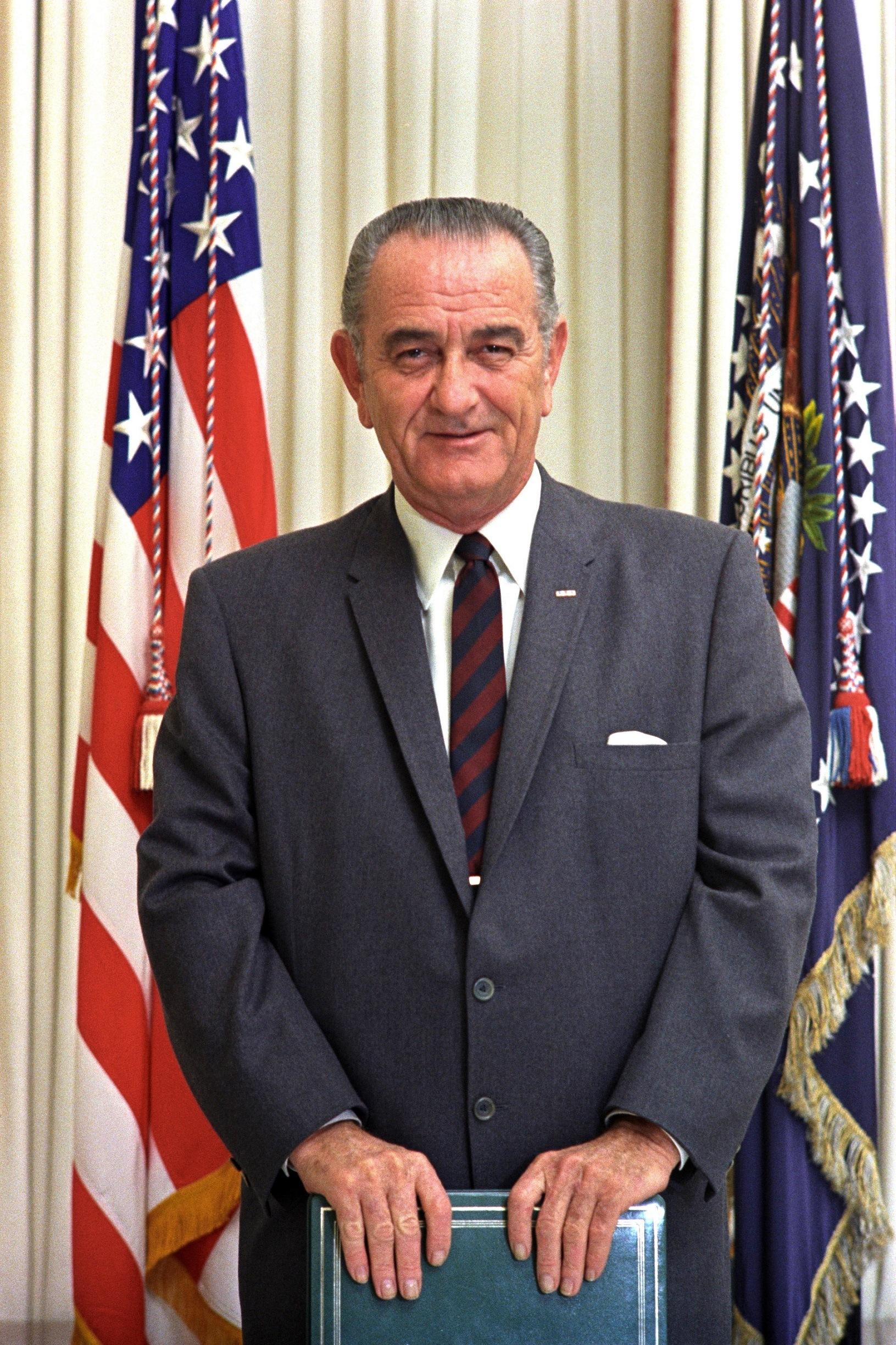 Lyndon B. Johnson