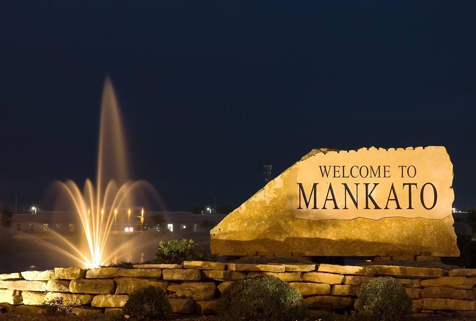 welcome to Mankato