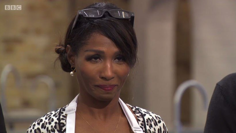 Sinitta on Masterchef