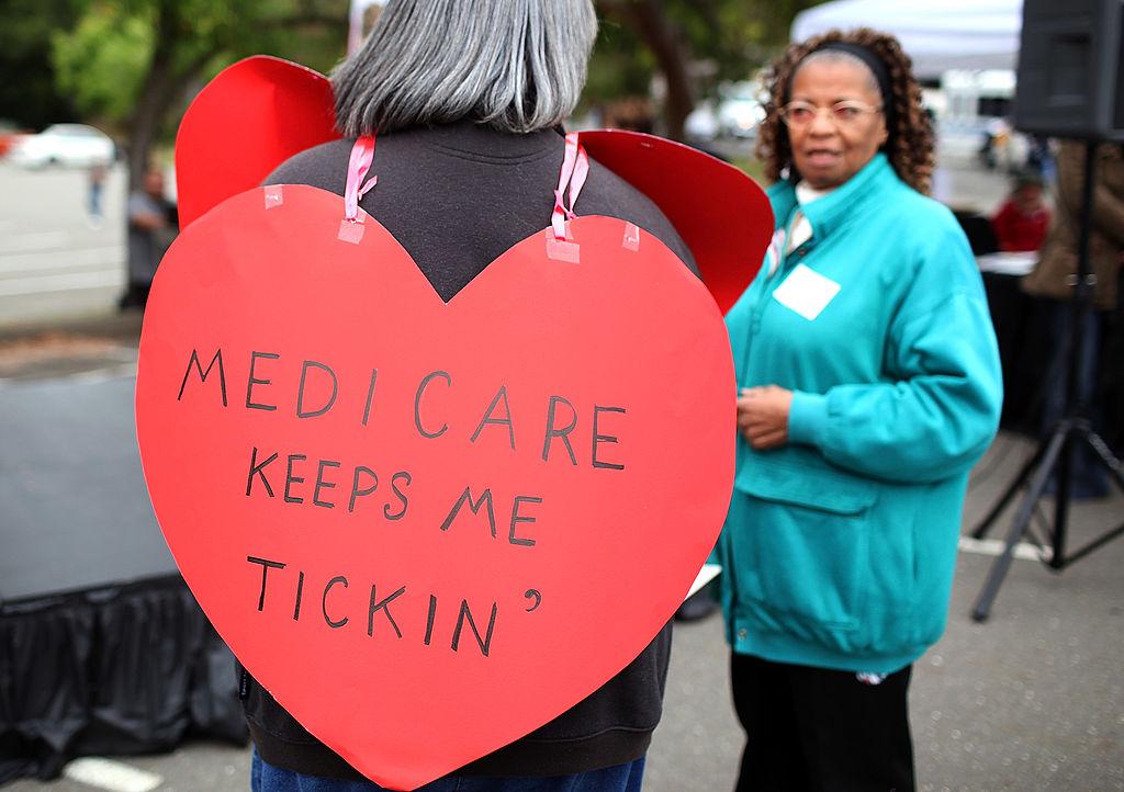 Medicare supporter