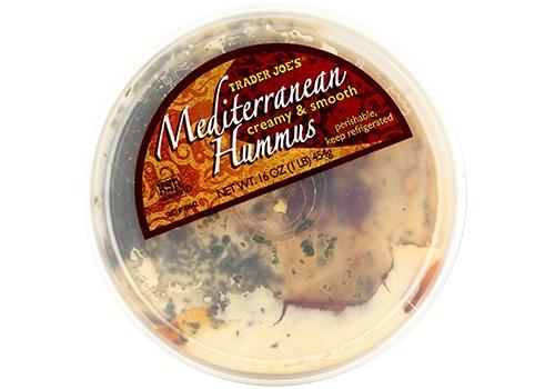 Mediterranean Hummus