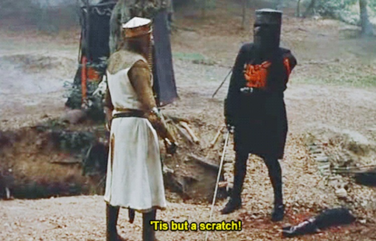 Monty Python funny