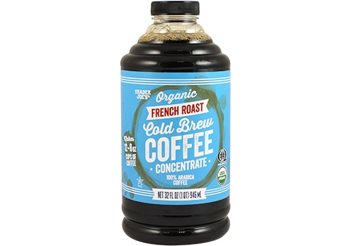 Organic French Roast Cold Brew