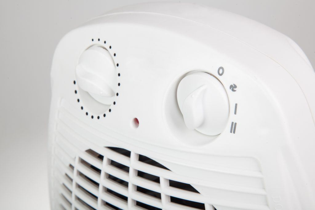 personal electric space heater
