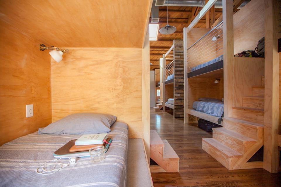 podshare dorm bunks