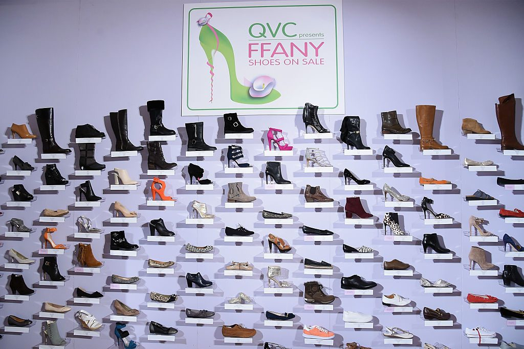 qvc shoes