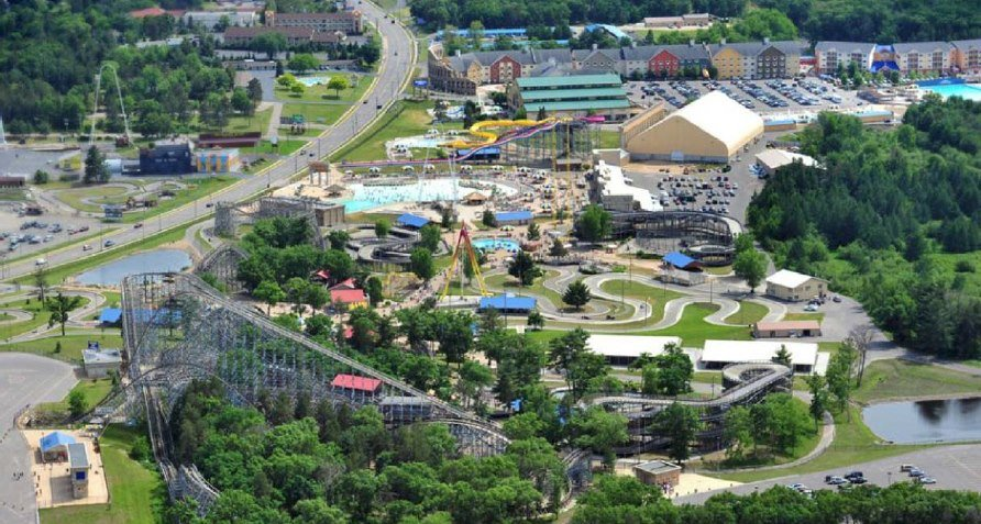 A Wisconsin water park