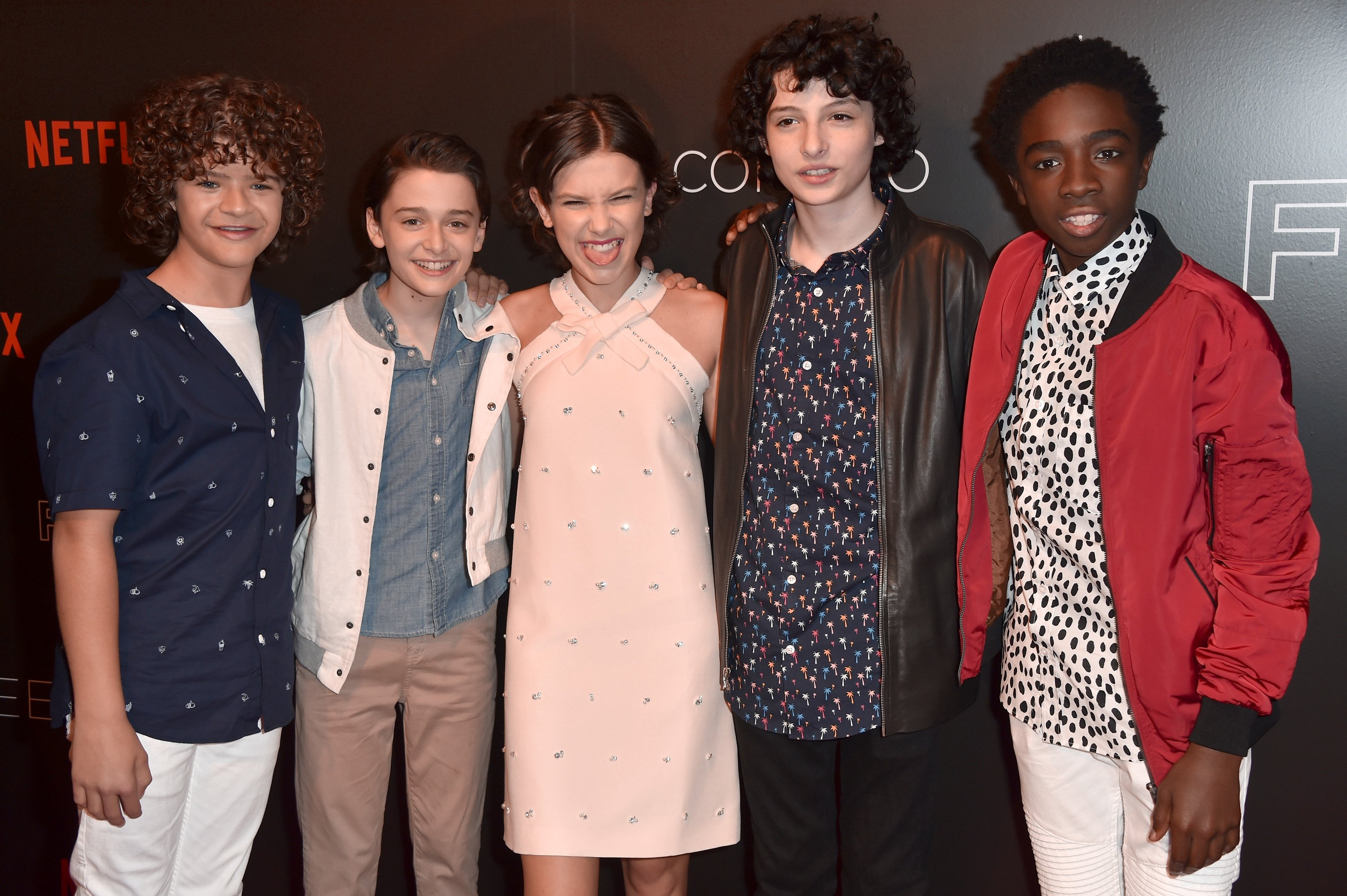 'Stranger Things' creators see it ending after four seasons
