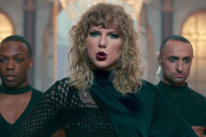 The Artist Who Inspired Taylor Swift's New Video (Hint: It's NOT Beyoncé)