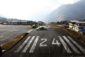 These Are the Scariest, Most Dangerous Airports Around the World