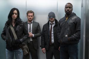What Can We Expect to See in 'The Defenders'? The Stars Tell All