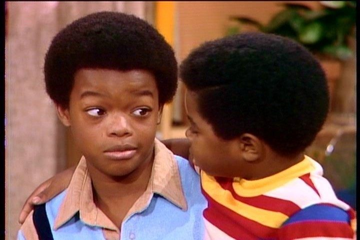 Todd Bridges as Willy in Diff'rent Strokes