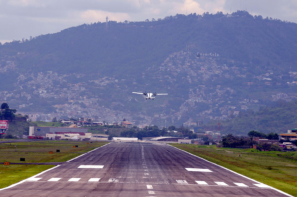 Toncontin International Airport