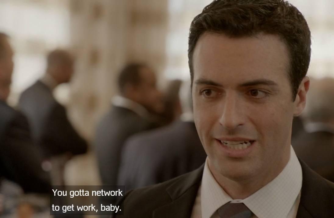 dan egan HBO's VEEP on networking